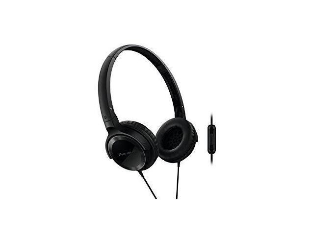 Pioneer Headphones SE-MJ502T-K