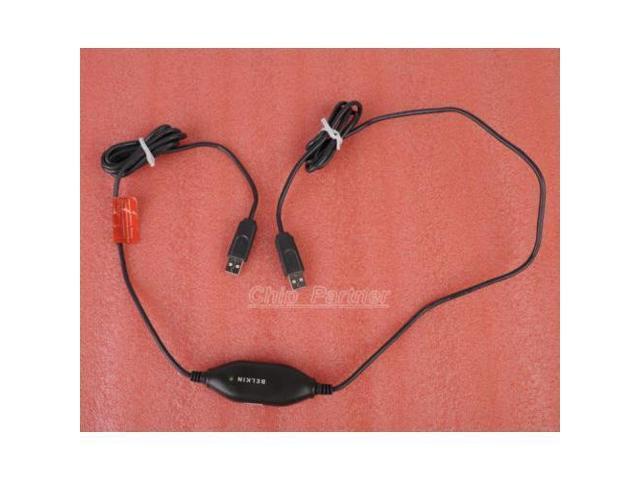 Easy Transfer Cable for Windows Vista F5U258ea Belkin