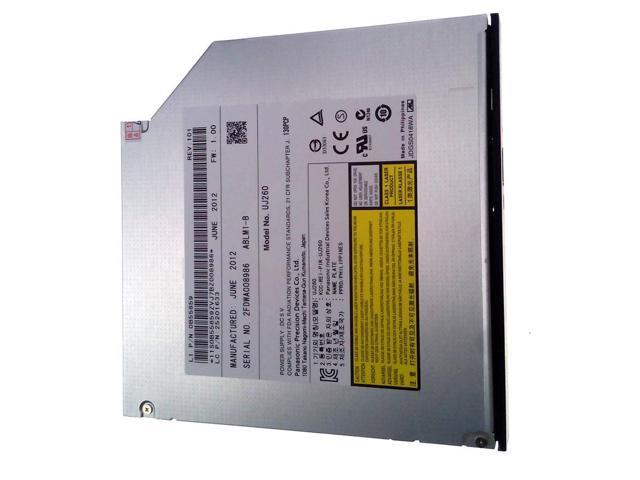 Panasonic UJ-260 6x Blu-Ray Burner BDXL Supports QL TL DL SL