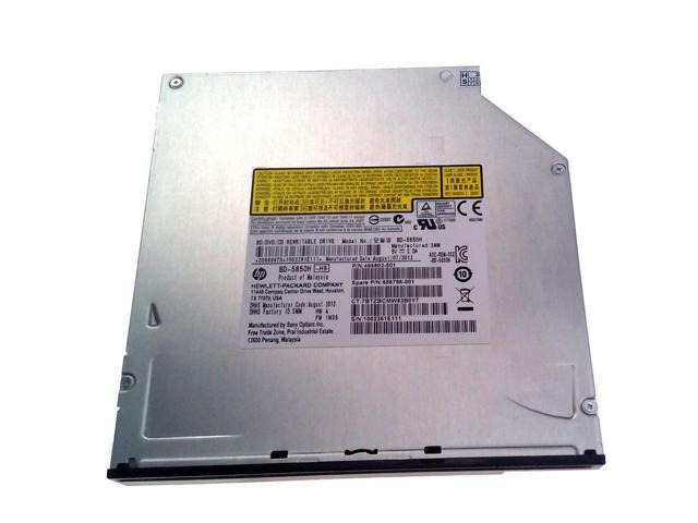 Sony BD-5850H 3D Slot load Blu-Ray Burner for EVGA Hadron Air Mini-ITX case