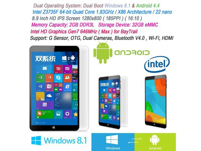 New Onda Tablet PC 8.9