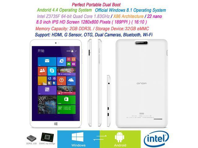 New Onda Tablet PC 8