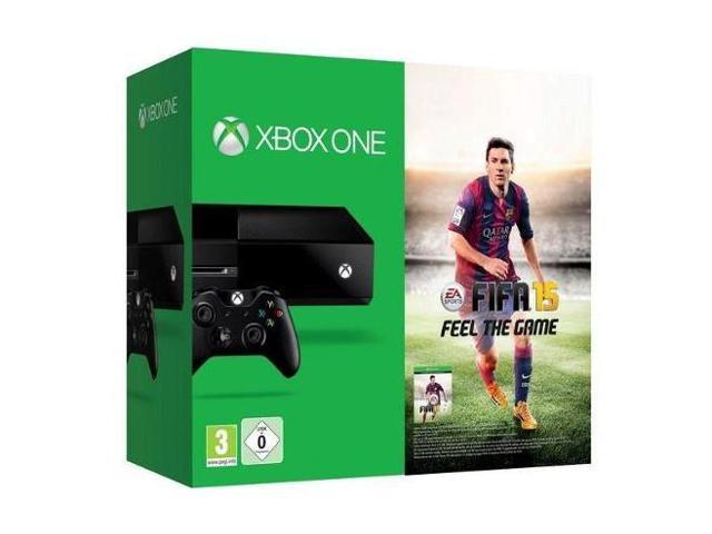 Xbox One Console with FIFA 15 Bundle