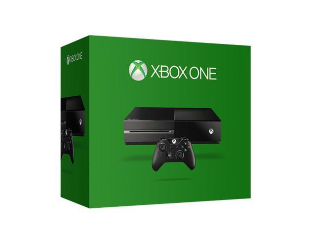 Xbox One Console (without Kinect sensor)