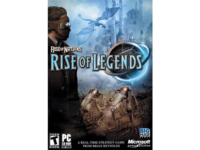 Rise of Nations - Rise of Legends