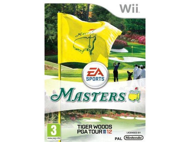 Tiger Woods Pga Tour 12 - The Masters