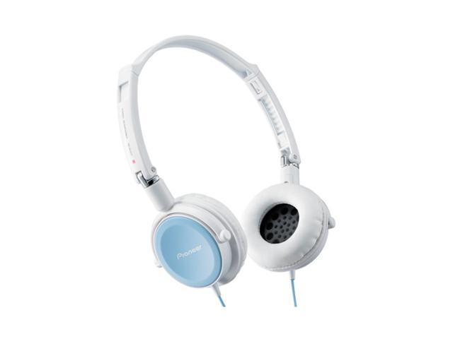 Pioneer SE-MJ511-HL Closed Dynamic Headphones Powerful Bass SE-MJ511 Ash Blue