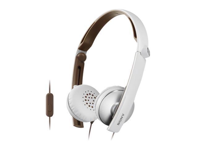 SONY MDR-S70AP/W Outdoor Series Headphones MDRS70AP White /GENUINE