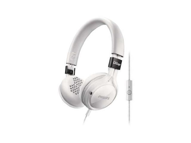 Philips SHL5705WT Headband headphones with mic For Smartphones SHL5705 White