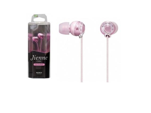 Sony MDR-EX80LP/P In-Ear Headphones MDREX80LP Baby Pink /GENUINE