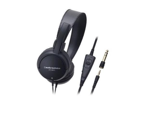 Audio-Technica ATH-300TV Headphones volume control 5M ATH300TV /GENUINE