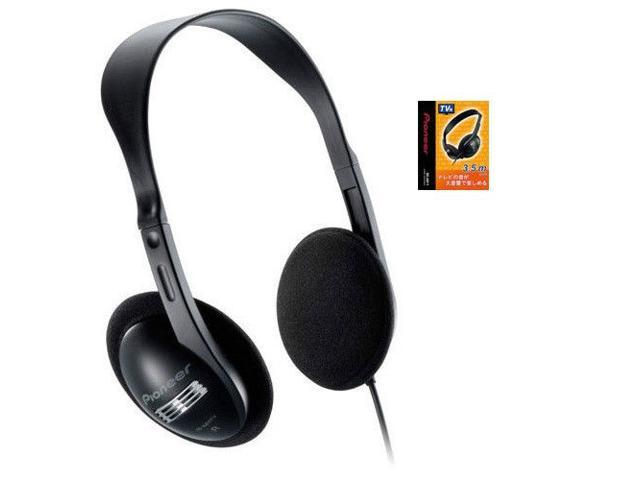 Pioneer SE-A611 Headphones Dynamic Open Air for TV Connectivity 3.5m /GENUINE
