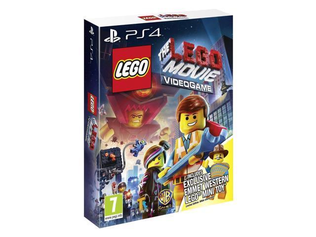LEGO Movie Videogame - Western Emmet Minitoy Edition