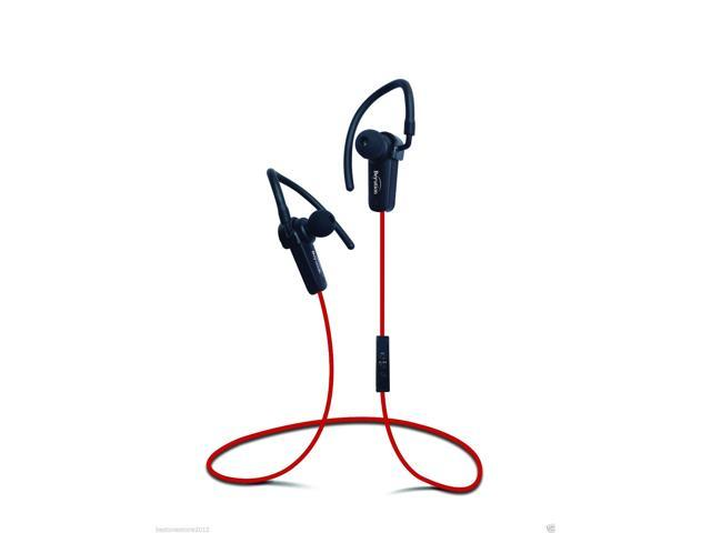 New Beyution Black/Red/Green/Yellow Hi-Fi Stereo In-Ear Bluetooth 4.0 Sports Light Earphone Headphones with Micphone for iPhone/ipad ...