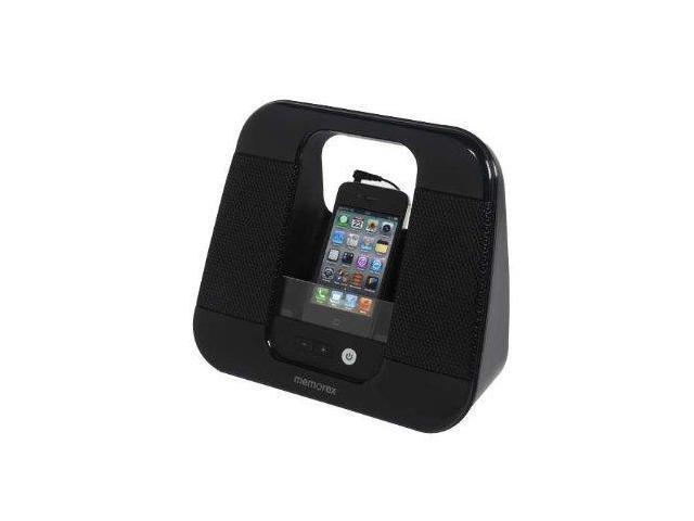 Memorex Universal Black Portable Speaker
