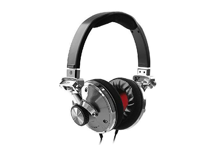 Sc308 Headband Wired Professional Monitor Headset Hifi Music Earphone Dj Headphones for Computer Black Colour