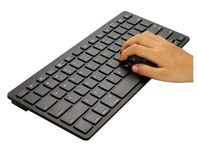 Hot Sale Bluetooth Wireless Keyboard for PC Macbook MacFor ipad 3 4 For iphone For Windows XP 7 8