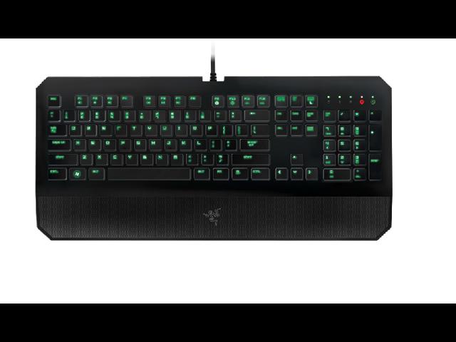 Razer Deathstalker Gaming Keyboard Original Brand New(Without back light)