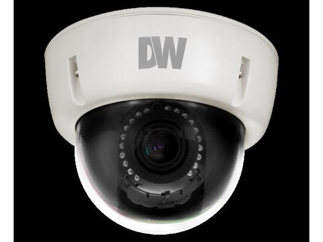 DWC-V5661TIR DIGITAL WATCHDOG 1.3MP CMOS SENSOR STAR-LIGHT MPA VANDAL DOME CAMERA UP TO 820TVL WITH A 2.8-12MM VARIFOCAL LENS 100FT RANGE SMART ...