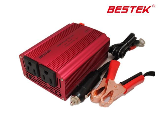 BESTEK® 300w charger dc ac power inverter car dc 12v to 110v adapter usb charger car samsung adapter pda car charger htc lg car charger ...
