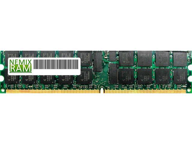 NEMIX RAM 16GB DDR3-1600MHz PC3-12800 240-pin 1.35V 4Rx8 ECC Load Reduced Server Memory Module