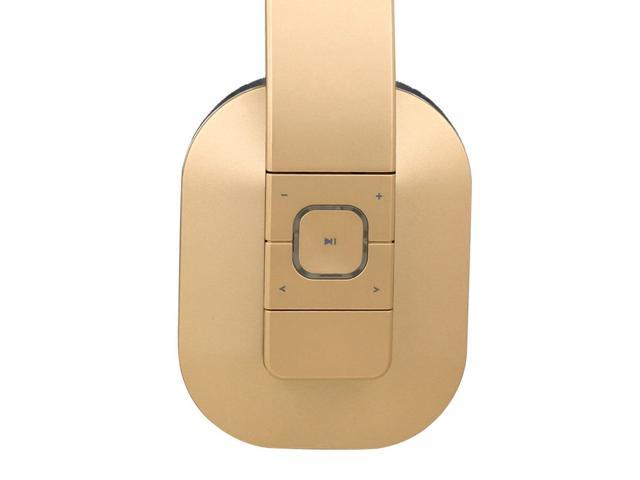 August EP650K Bluetooth Wireless Stereo NFC Headphones – Over Ear Cordless Headset with 3.5mm Wired Audio In, Rechargeable Battery, NFC ...