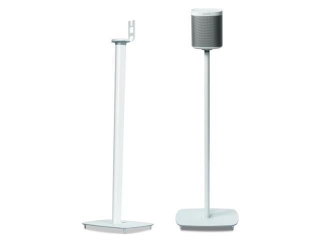 FLEXSON AAV-FLXP1FS2011 Floorstand for PLAY:1 SONOS Speakers (Pair, White)