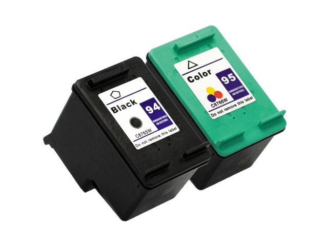 SL 2 pk HP 94 95 Ink Cartridges HP94 HP95 C8765W C8766W
