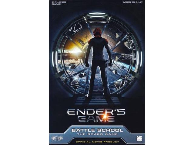 Enders Game Battle School Board Game by Cryptozoic Entertainment