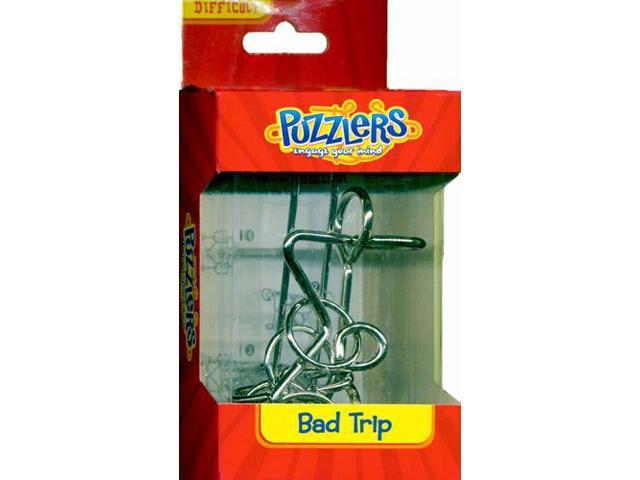 Puzzlers Bad Trip Puzzle Game by Go! Games