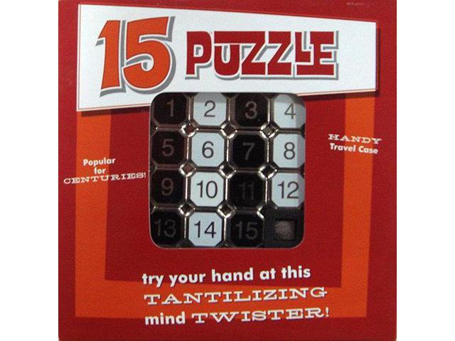 15 Puzzle Game by Go! Games