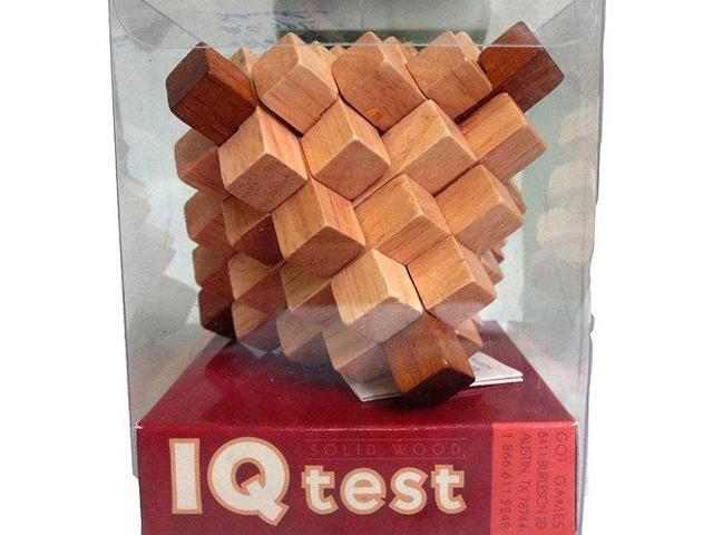 IQ Test Pinecone Puzzle Game by Go! Games