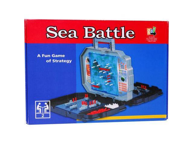 Sea Battle Game by Go! Games