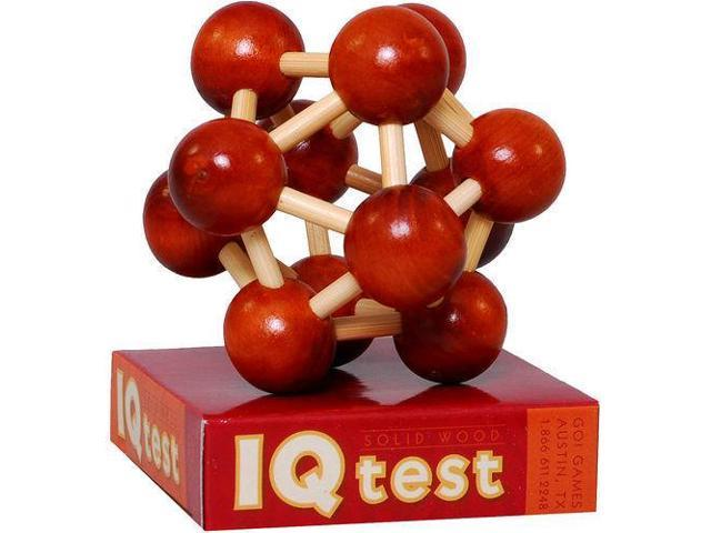 IQ Test Spiderball Puzzle Game by Go! Games