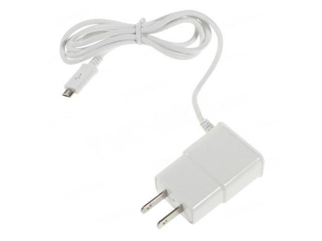 Lidu 2A Micro USB Travel Charger Adapter for Samsung Sony HTC LG Nokia Huawei - US Plug