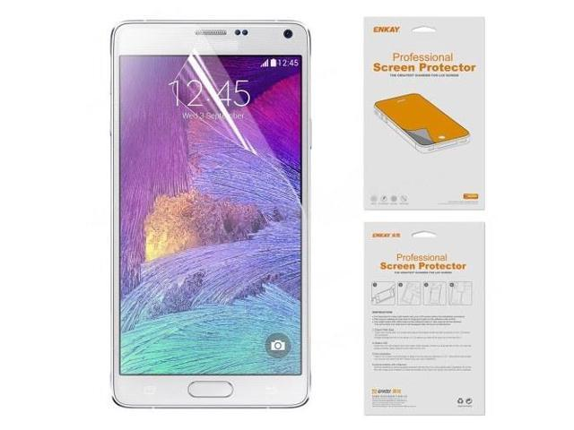 ENKAY Ultra Clear Screen Protective Film for Samsung Galaxy Note 4 N910