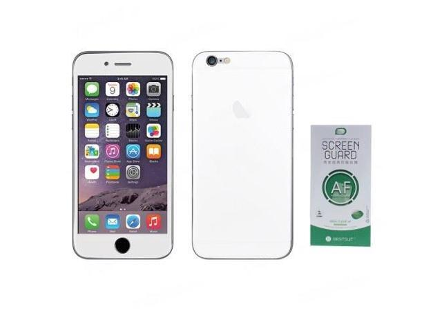 BESTSUIT for iPhone 6 Complete Covering Front & Back HD Clear Protective Films