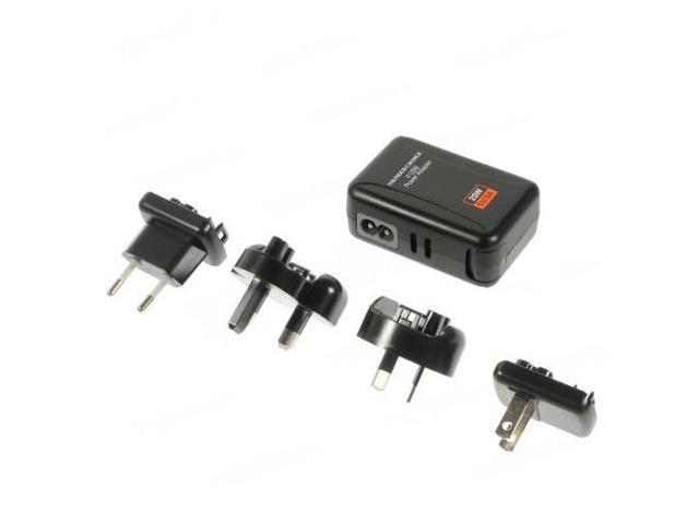 US UK EU AU 4 in 1 International Travel Charger Adapter w/ Four-USB for iPhone Samsung Sony LG HTC Huawei