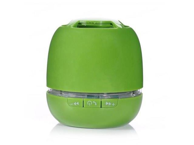 My Vision T6 Mini Bluetooth Speaker, Support Handsfree Calling/ TF Card - Green