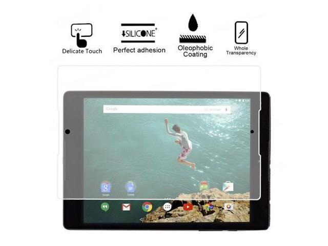 Tempered Glass Screen Protective Film for HTC Google Nexus 9