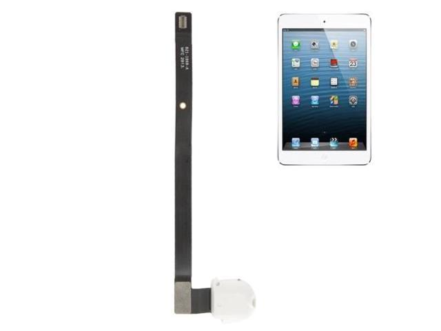 Original Audio Jack Ribbon Flex Cable for iPad Air (White)