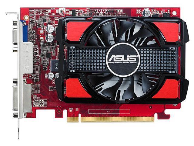 ASUS 90YV04S0-M0NA00 1GB Radeon R7 250 AMD graphics card