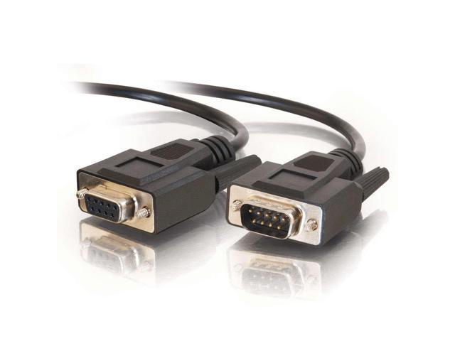 C2G 2m DB9 M/F Cable