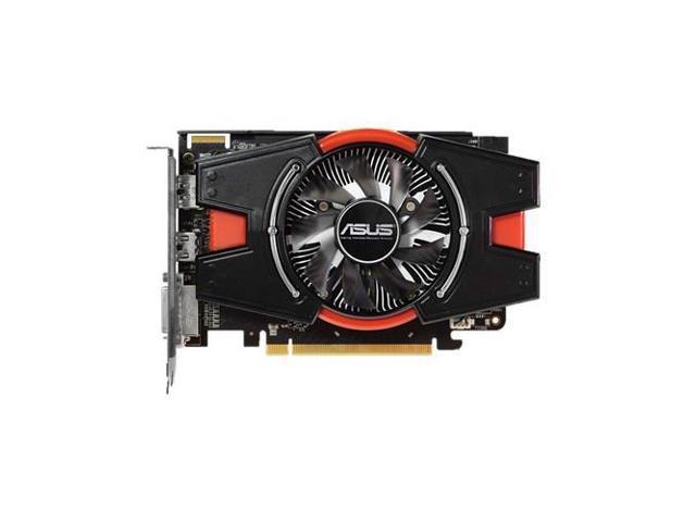 ASUS 90YV05U0-M0NA00 AMD Radeon R7 250X 1GB graphics card