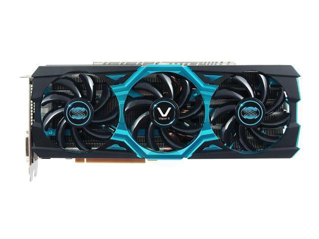 Sapphire 11226-10-40G AMD Radeon R9 290X 4GB graphics card