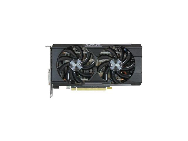 Sapphire 11240-04-20G AMD Radeon R7 370 4GB graphics card