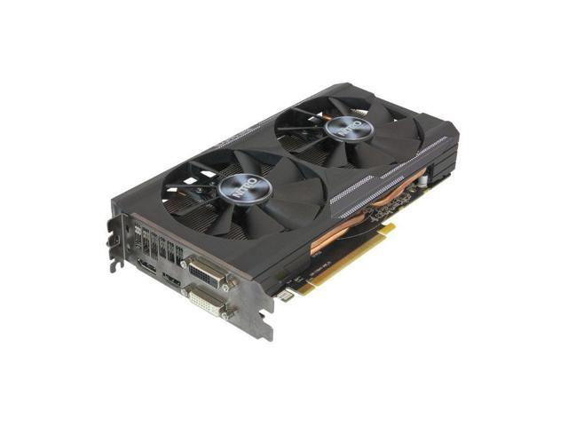 Sapphire 11242-07-20G AMD Radeon R9 380 4GB graphics card