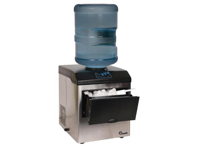 New Stainless Steel Ice Maker and Water Dispenser By:CE