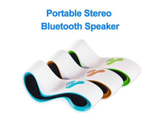 Meree Stylish Portable Stereo Bluetooth Speaker BS0A74MC