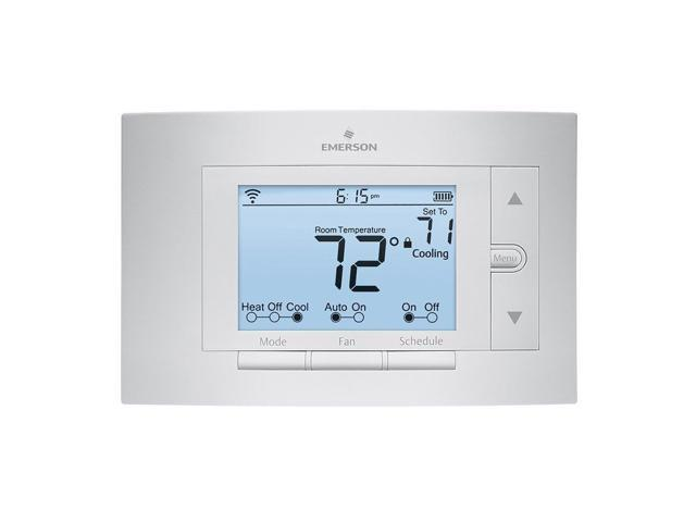 Sensi UP500W Wi-Fi Programmable Digital Thermostat for Smart Home